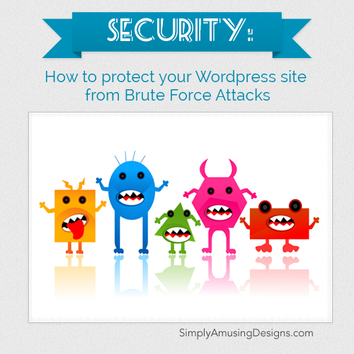 Protect your WordPress site from Brute Force Attacks
