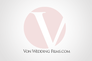 von-wedding-films-logo-design