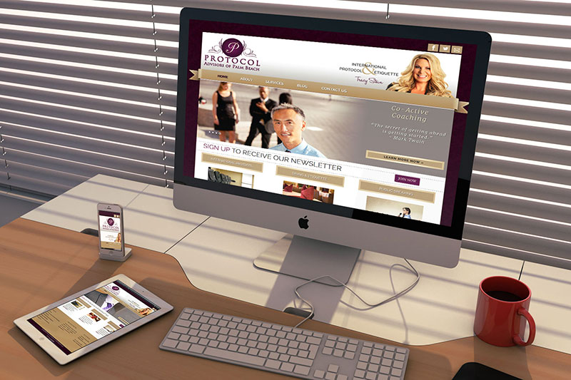Tracy Stein Custom Responsive Genesis Website on WordPress Platform