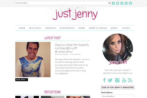 jennifer hutt blog redesign