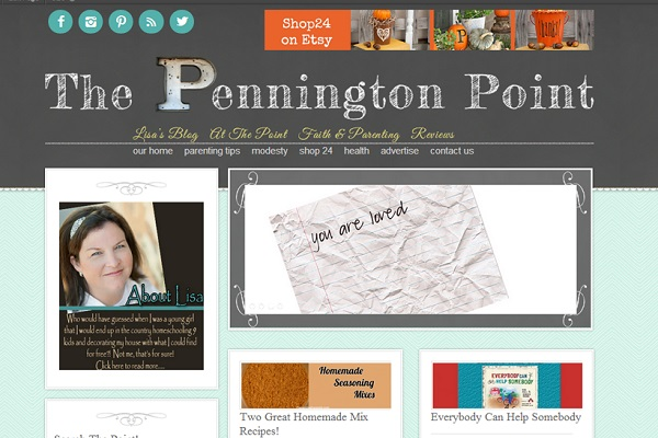 Pennington Point redesign