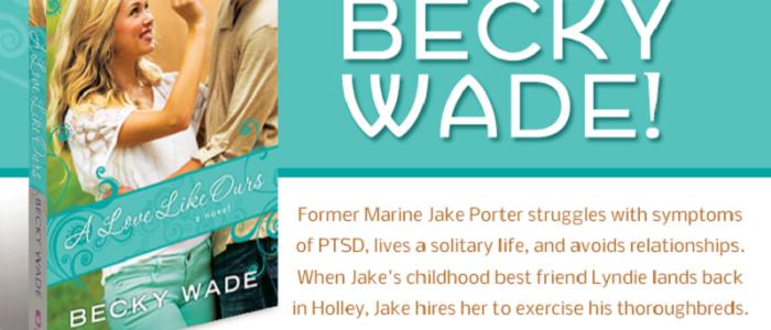 Becky Wade, Author Facebook App