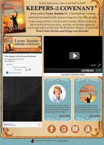 Lynn-Austin-Live-Webcast by simplyamusingdesigns.com