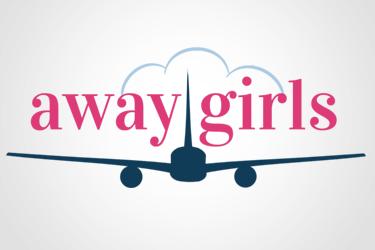 Away Girls Logo Development