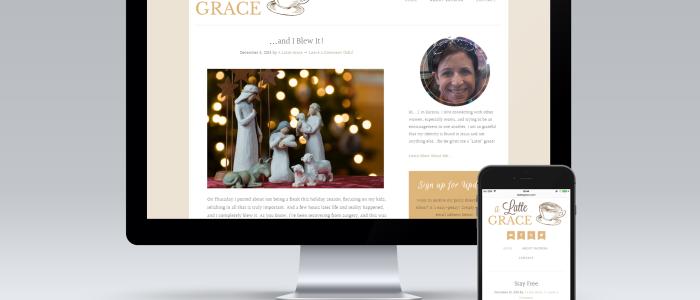 A Latte Grace Genesis Blog
