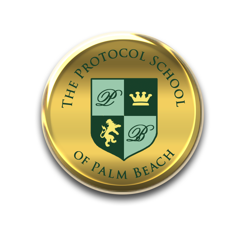Protocol School of Palm Beach Logo